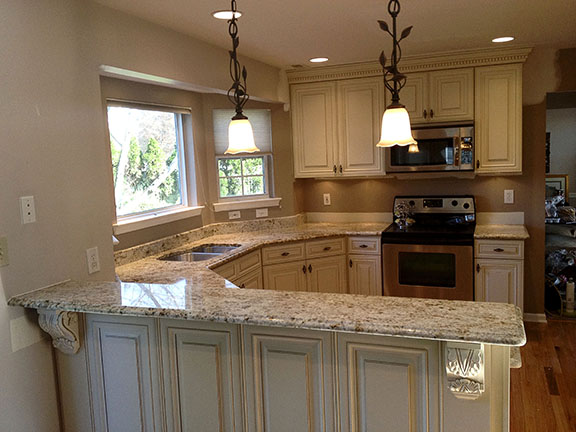 Solid Wood Kitchen Cabinets South Jersey